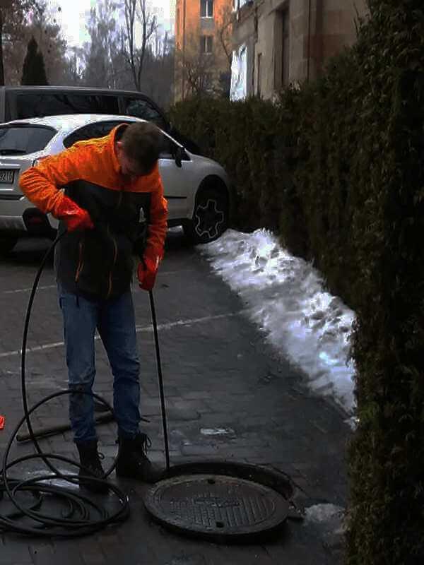 Vysokotlakové čistenie upchatej kanalizácie na Výhodnom Slovensku | 100% Garantovaná ciena