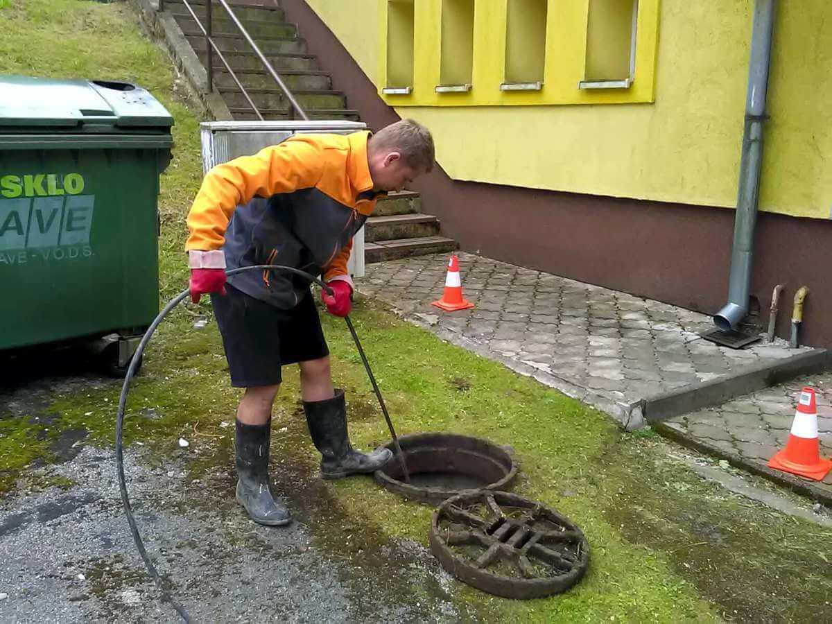 Vysokotlakové prebíjanie kanalizácie - Východné Slovensko - 100% Garantovaná cena