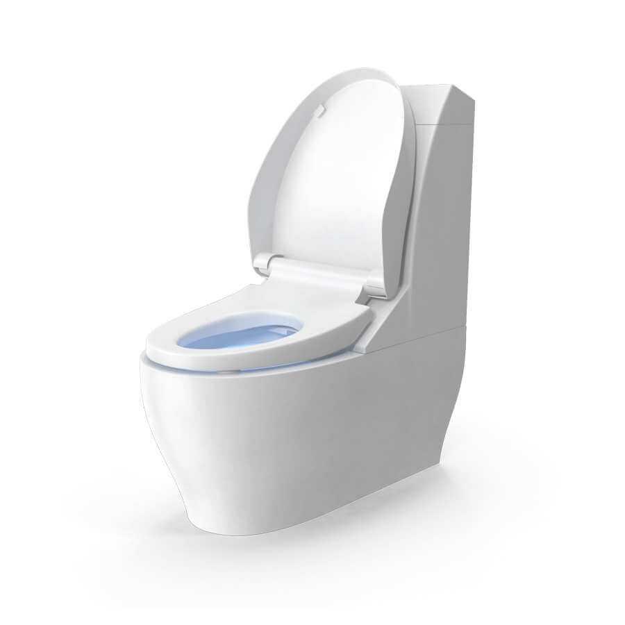 Prebíjanie odpadu upchatého WC - záchoda - toalety - Košice – Prešov – Michalovce – Humenné – Trebišov – Svidník – Vranov nad Topľou